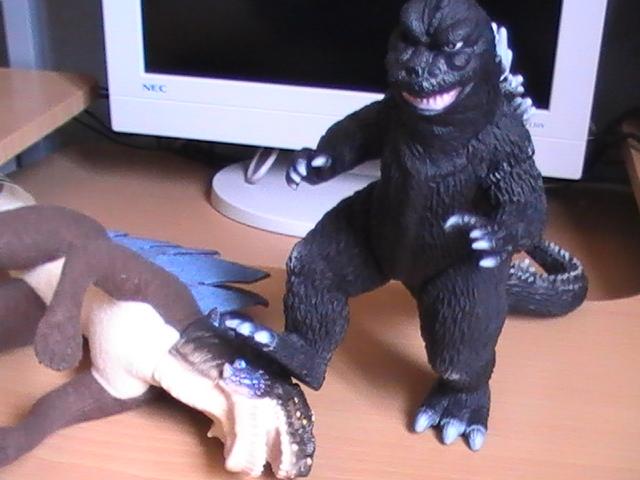 Godzilla vs Zilla