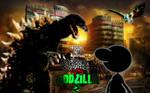 Mr Game and Watch vs Godzilla