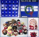 Doctor Who Advent Calendar