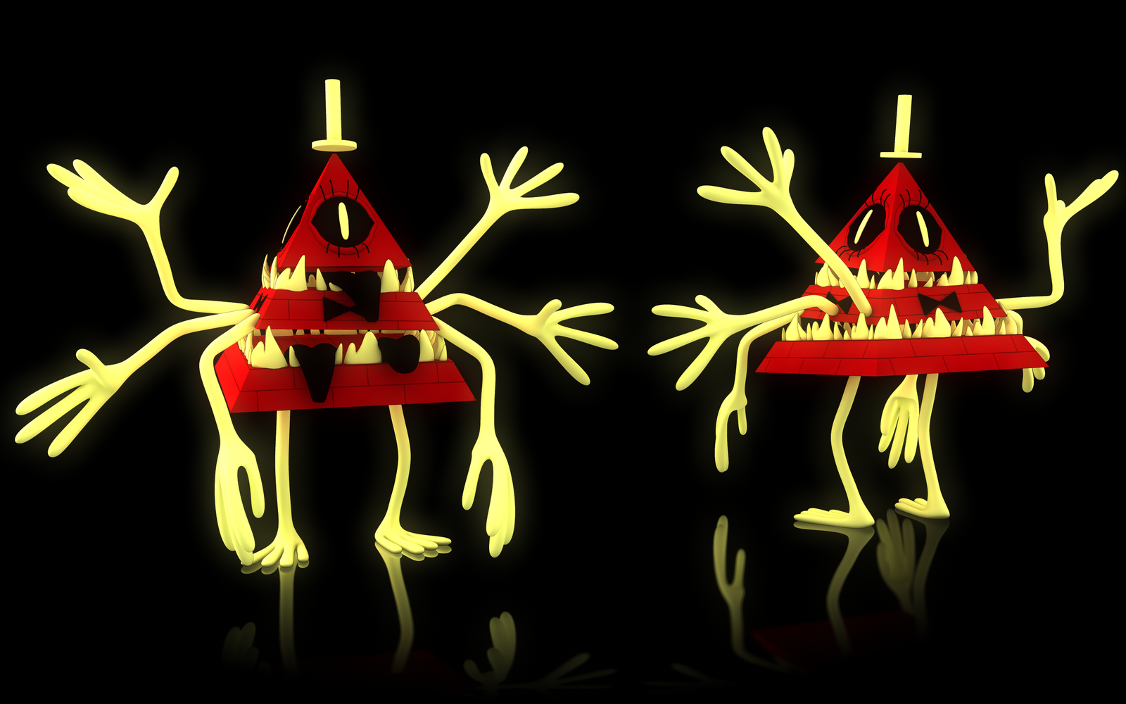 Bill Cipher Ecosia