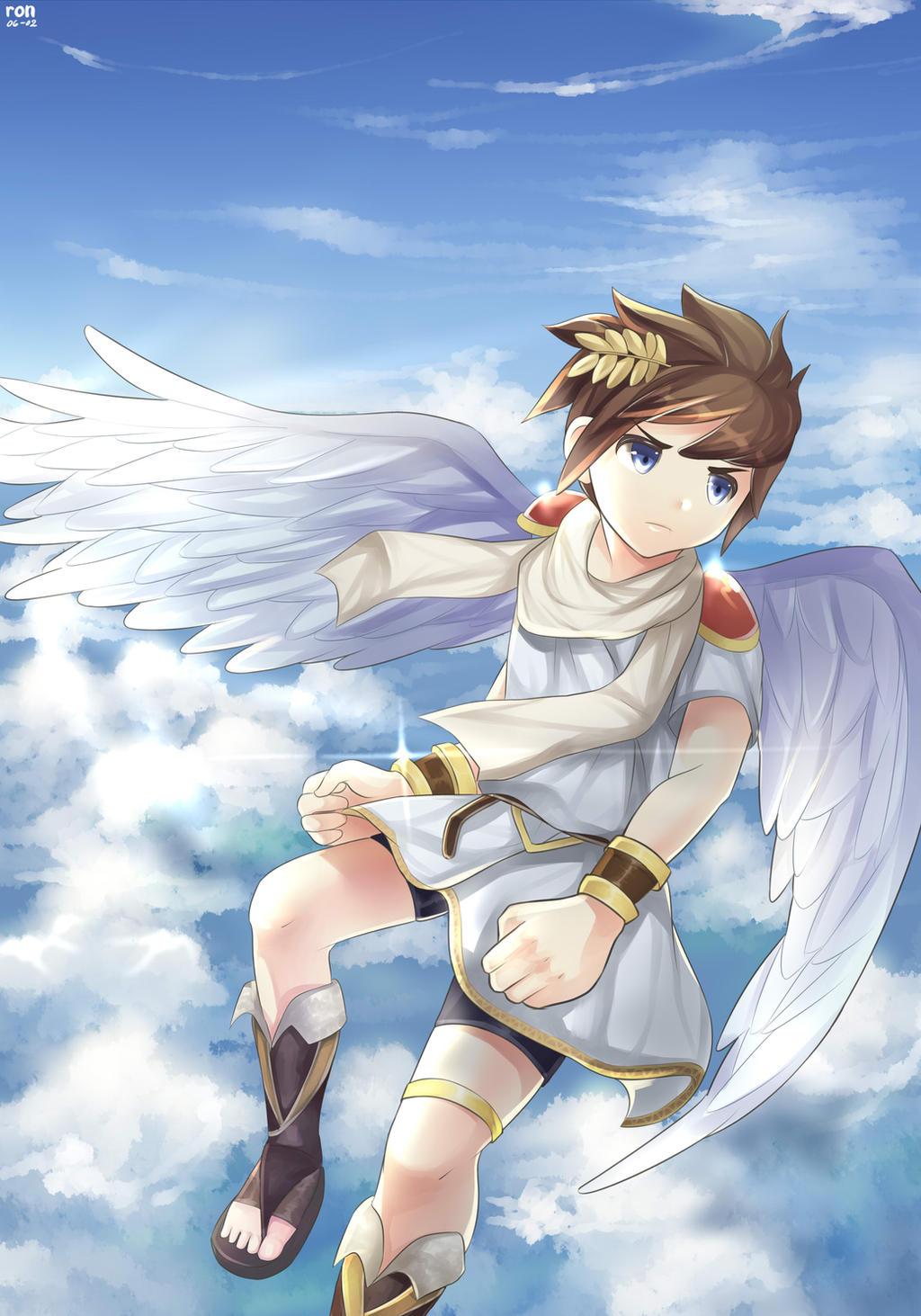 Kid Icarus By IAlcor On DeviantArt
