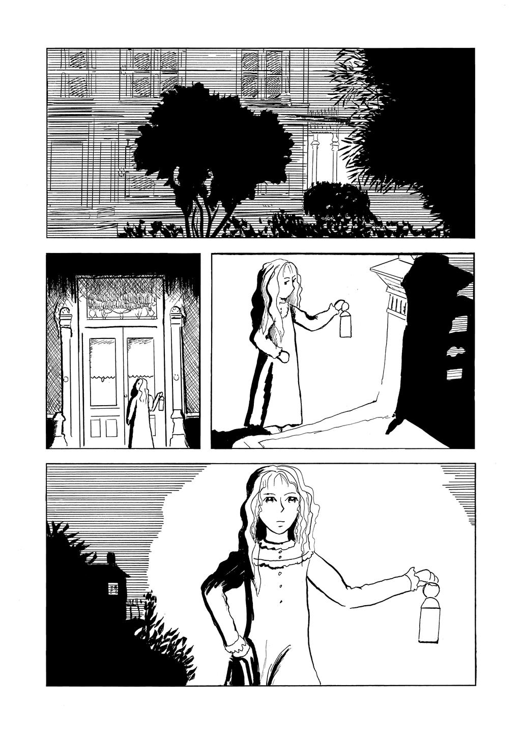 Concerning Rosamond Grey Page 1 by Hestia-Edwards