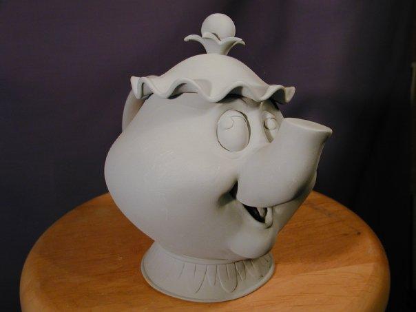 Mrs-potts-maquette-disney-beauty-beast by Hestia-Edwards
