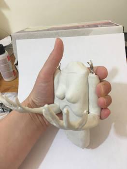 WIP: Halaina Sculpture
