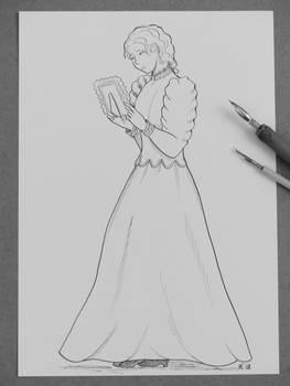 Memories: Rosamond Grey Character Sketch