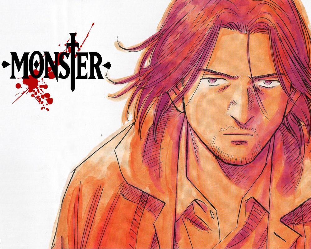 Monster-by-naoki-urasawa-volume-1- by Hestia-Edwards