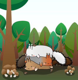 Squirrel Tsum Tsum