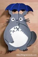 Totoro by Lexvandis