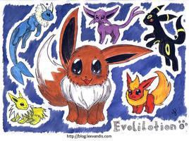 Evolilotion by Lexvandis