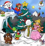 Nintendo: A Christmas Gathering