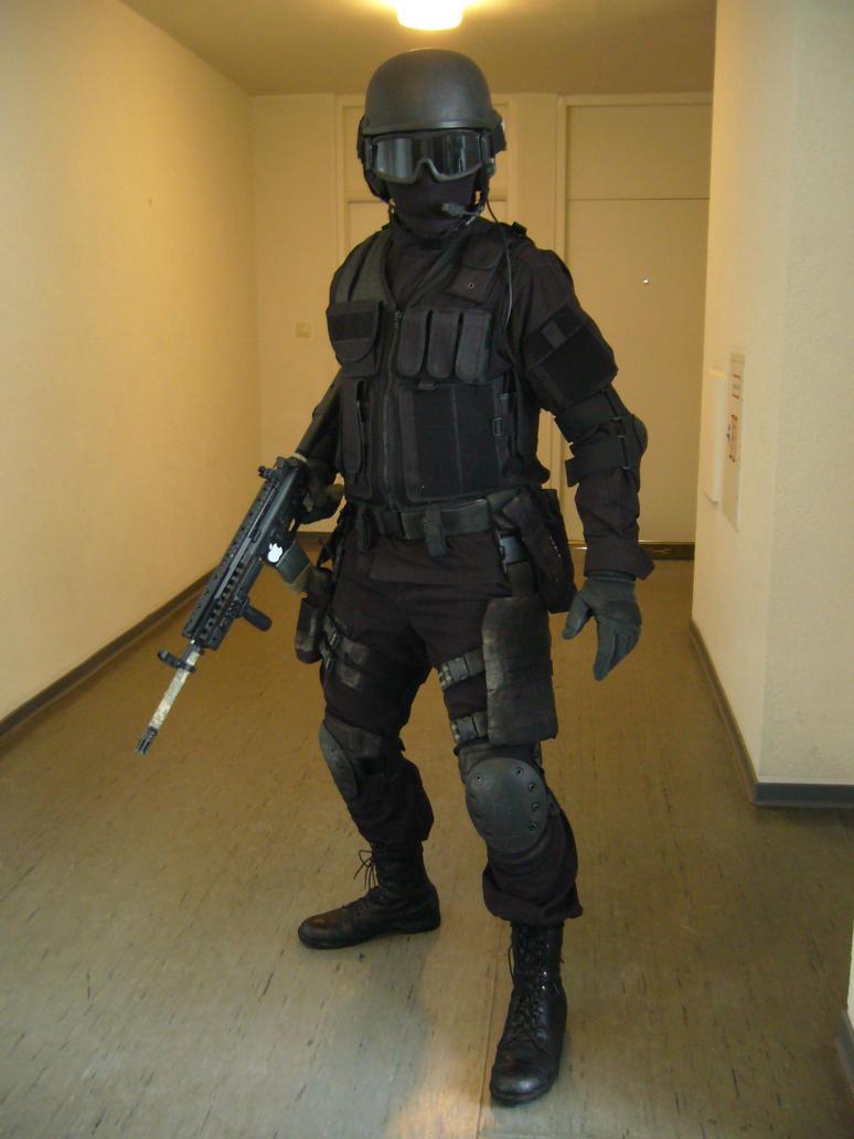 Black Ops Commando V-1 1.0 by anbuSquadLeader on DeviantArt