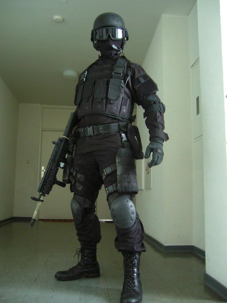 Black Ops Commando V-1 1.1 by anbuSquadLeader on DeviantArt