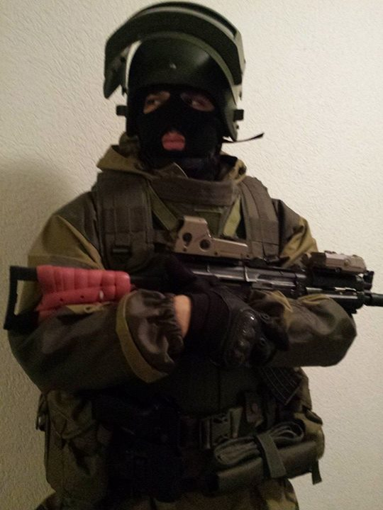 Classic Spetsnaz 0.7 by anbuSquadLeader