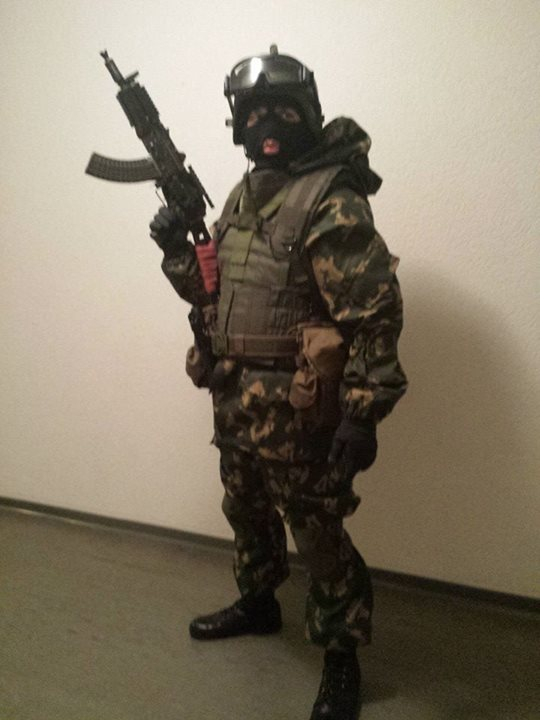 Classic Spetsnaz 0.8 by anbuSquadLeader