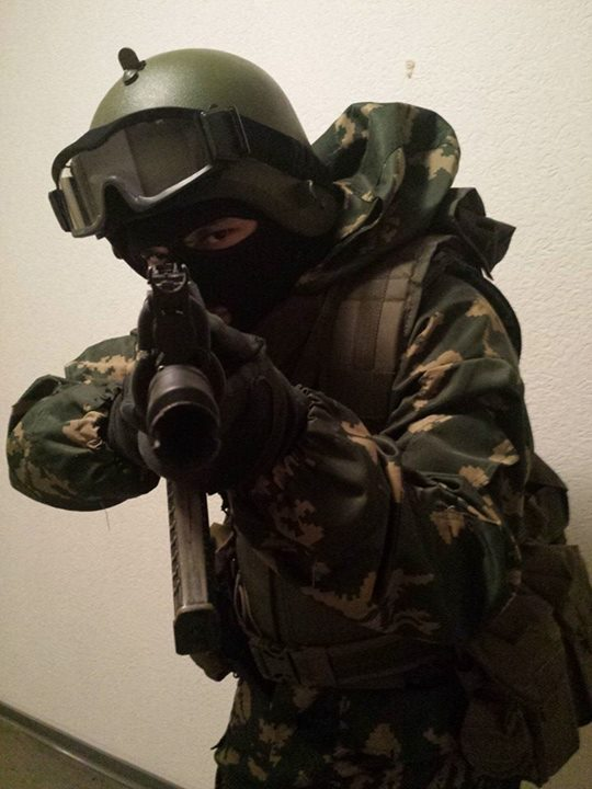 Classic Spetsnaz 0.9 by anbuSquadLeader