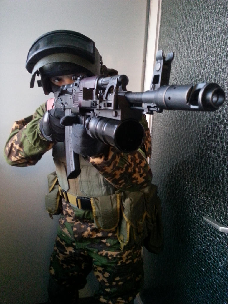 FSB Spetsnaz kit 0.2 by anbuSquadLeader