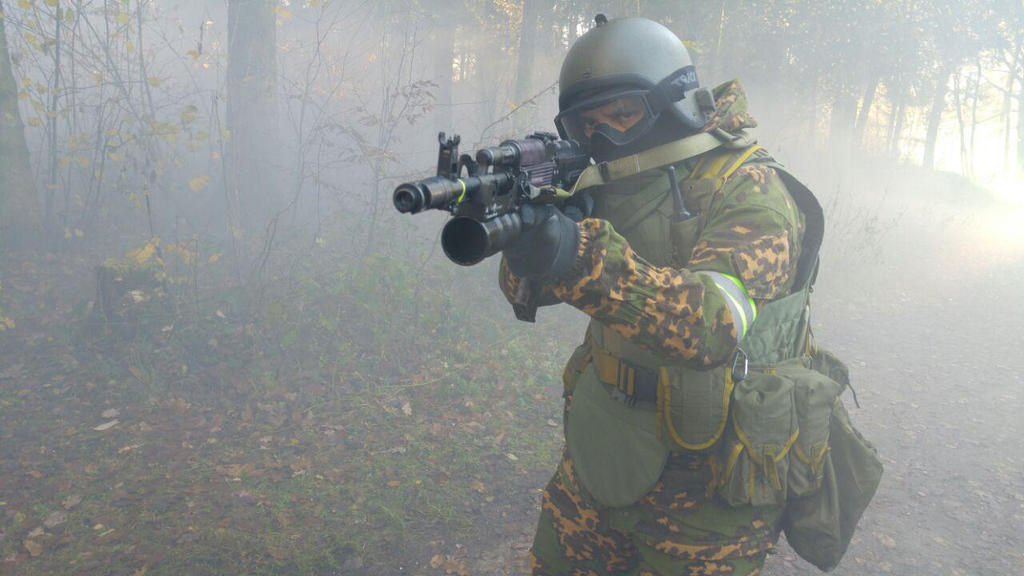 FSB in the woods by anbuSquadLeader