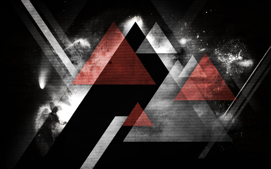 Triangle Art Wallpaper | www.imgkid.com - The Image Kid ...