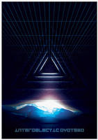 poster 3 - intergalactic sys by zpecter