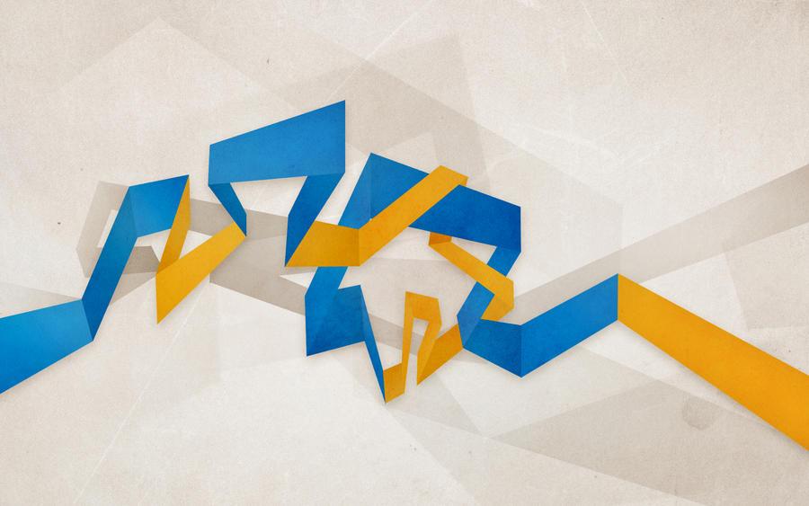 wallpaper 58 geometry items II by zpecter