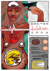 Operate me.......Doktor Bibber by ellida