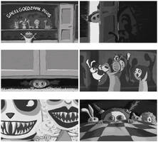 Compilation of a storyboard