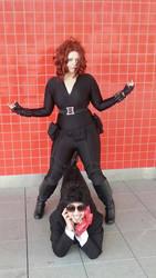 Avengers Gangnam Style