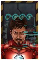 Tony Stark Mark IV by RYu0453