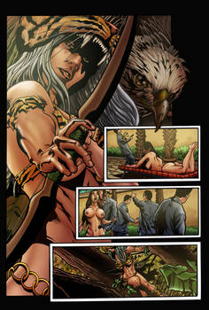 Prymal: Jungle Warrior p3