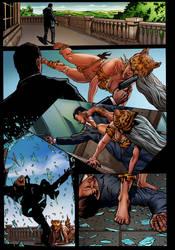 Prymal: Jungle Warrior p9
