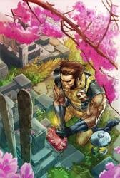 Wolverine by leinilyu sample colors
