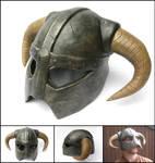 Skyrim Dragonborn Helmet Replica / Prop