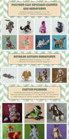 Commission Sheet by WispyChipmunk
