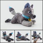 Orion Fooling Plushie