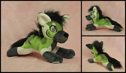 Savannah Plushie by WispyChipmunk