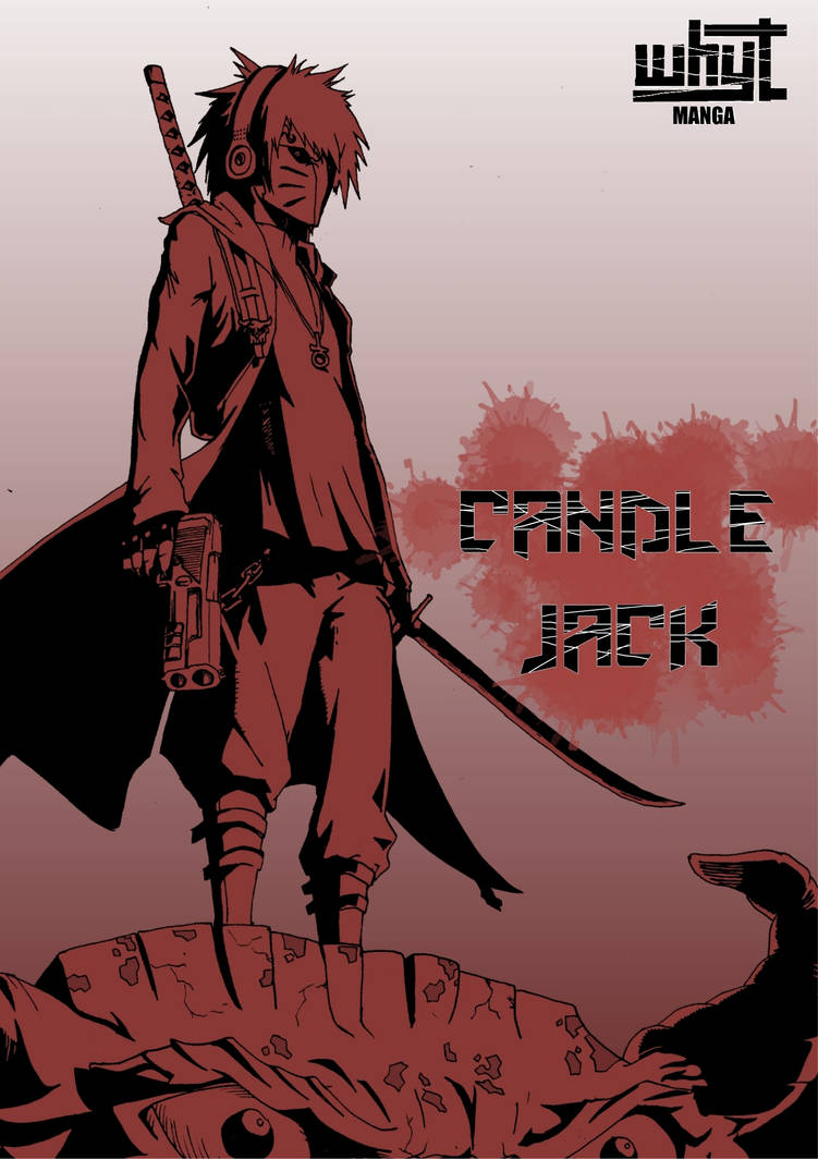 Candle jack Cover by WhytManga