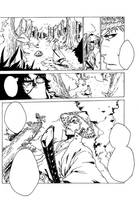 STH One-shot page in progress by WhytManga