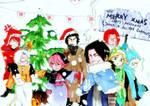 GREATEST CHIBI CHRISTMAS EVER