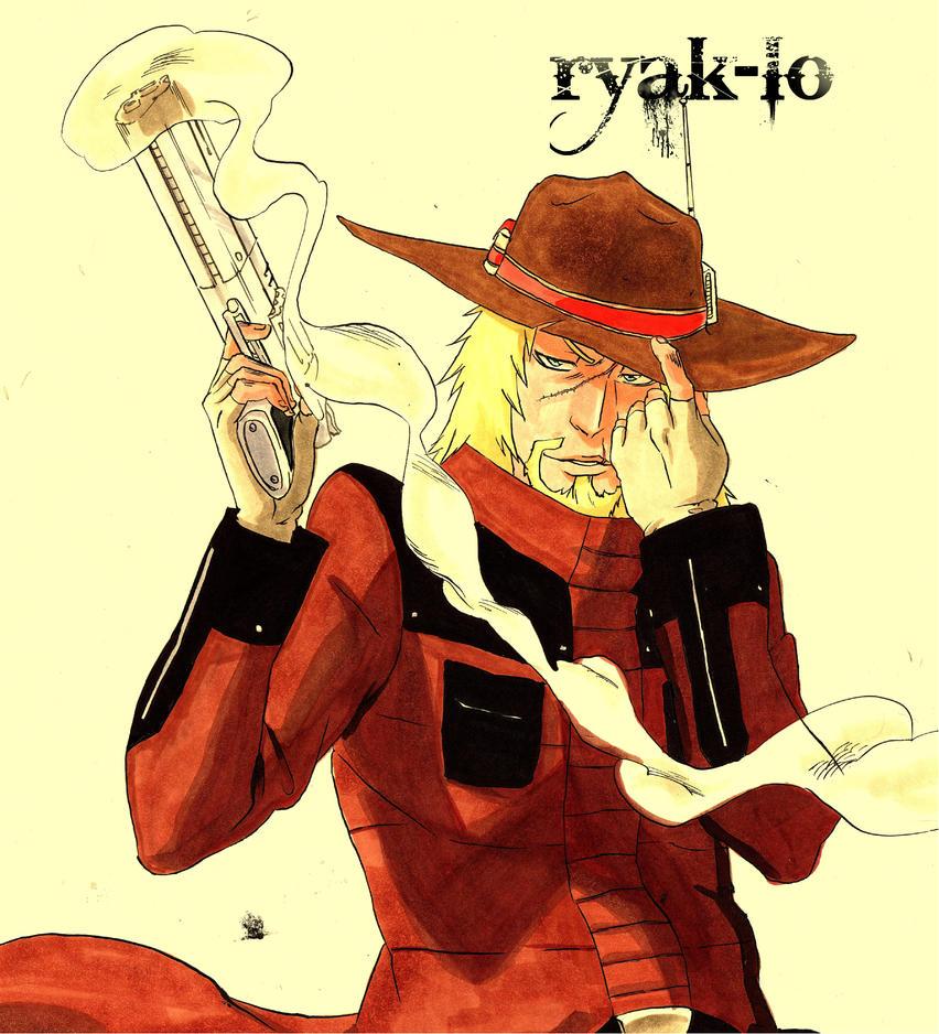 Ryak-Lo: Lukaro Commission by odunze