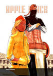 Apple Black Chapter 10 Cover