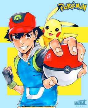 Ash Catch 'Em All