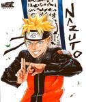 Naruto Uzumaki in My STYLE!