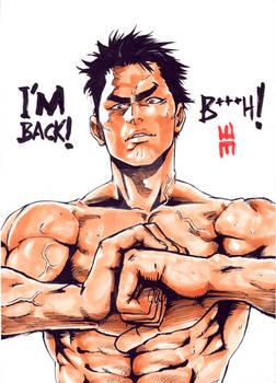 +I'm Back!+