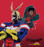 Spider-Man Into Boku No Hero Academia