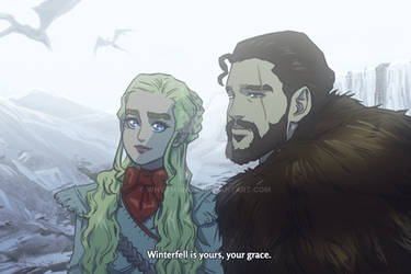 Game Of Thrones Anime!
