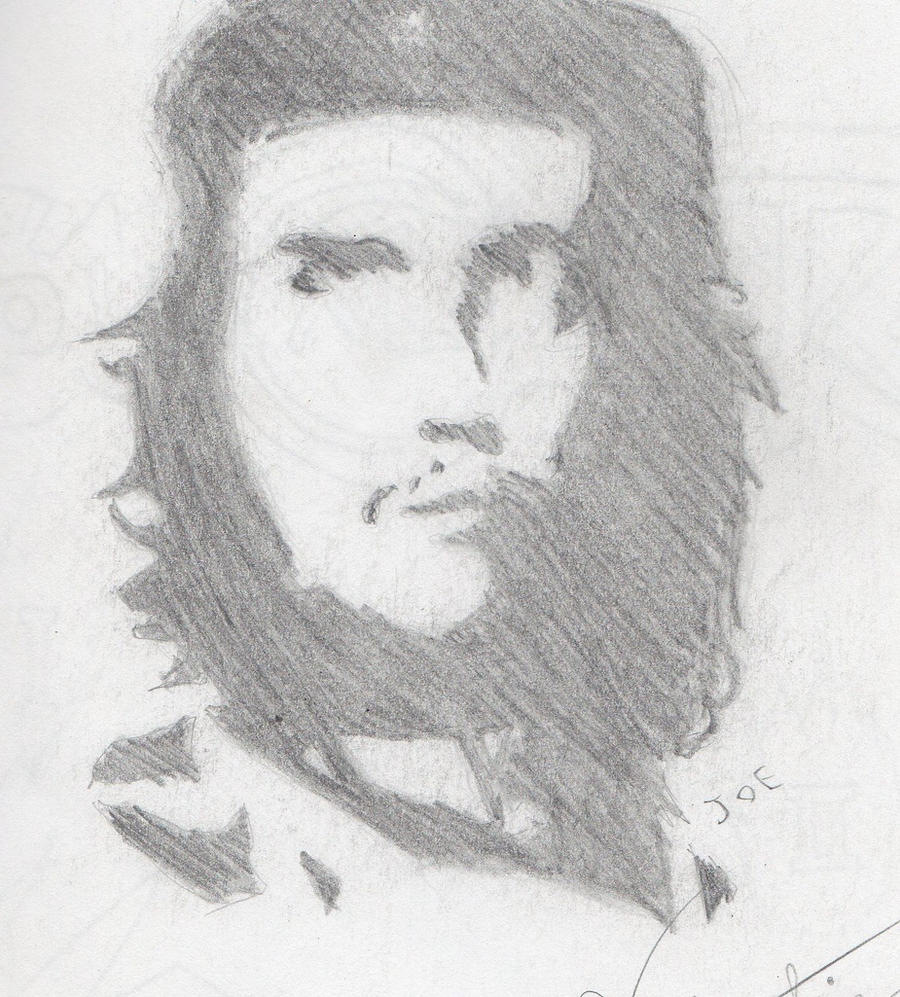 Che Guevara by Hero0fSilence
