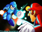 Megaman joins the action!! Super Smash Bros E3