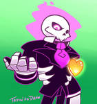 Lewis from Mystery Skull - Ghost