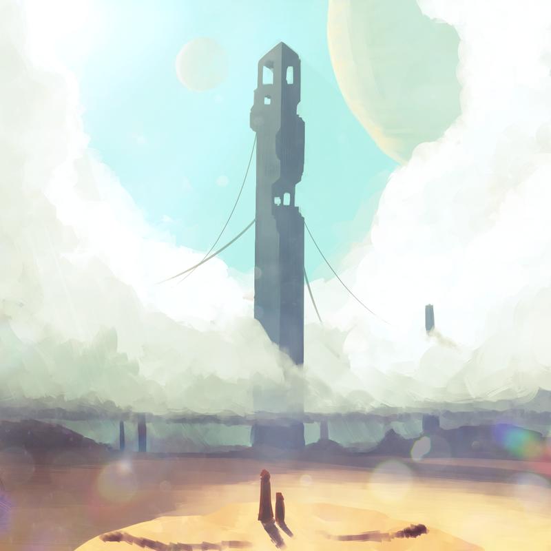 Far Tower by FinoRaptor