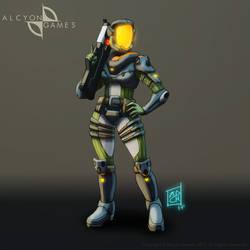 Aida Nebul - Landing Gear